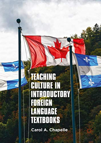 9781137495983: Teaching Culture in Introductory Foreign Language Textbooks