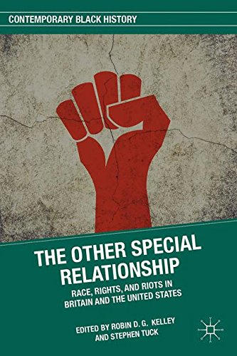 9781137500373: The Other Special Relationship: Race, Rights, and Riots in Britain and the United States (Contemporary Black History)