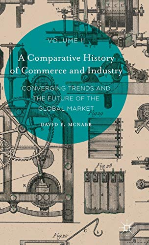 9781137503282: A Comparative History of Commerce and Industry, Volume II: Converging Trends and the Future of the Global Market
