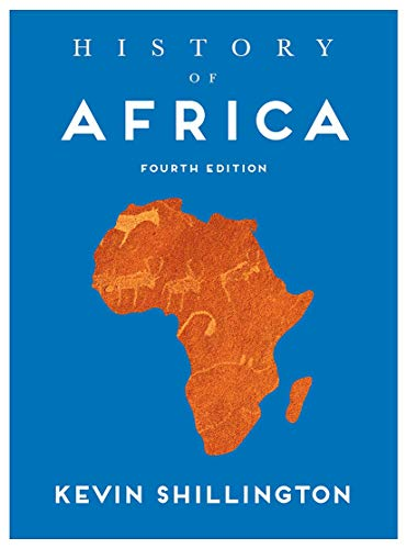 9781137504036: History of Africa
