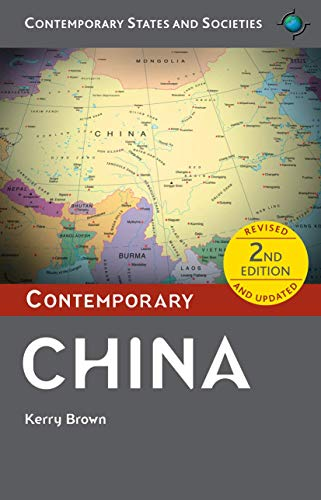 9781137510099: Contemporary China (Contemporary States and Societies Series)
