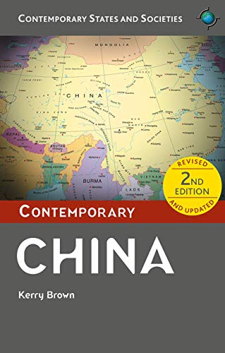9781137510105: Contemporary China (Contemporary States and Societies Series)