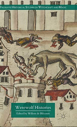 9781137526335: Werewolf Histories