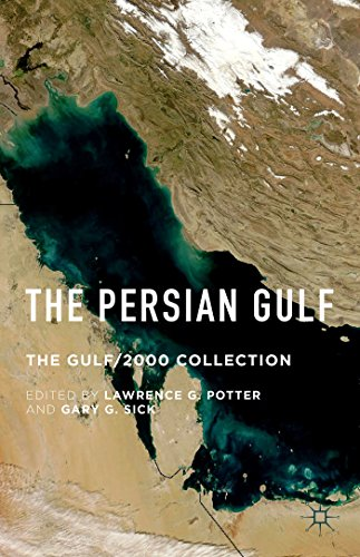 The Persian Gulf: The Gulf/2000 Collection (Hardback): Lawrence G Potter, Gary G Sick