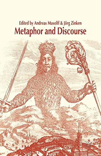 9781137539984: Metaphor and Discourse
