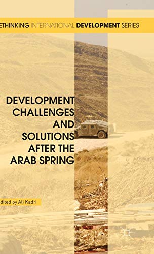 9781137541390: Development Challenges and Solutions After the Arab Spring (Rethinking International Development series)