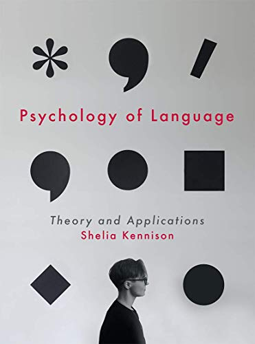 9781137545268: Psychology of Language: Theory and Applications
