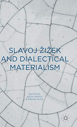 9781137545428: Slavoj Zizek and Dialectical Materialism