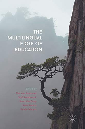 9781137548559: The Multilingual Edge of Education
