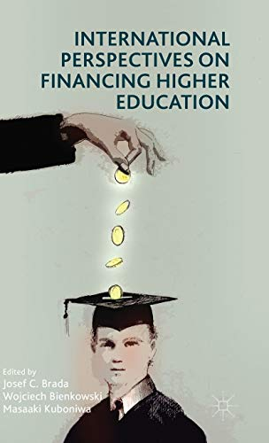 9781137549136: International Perspectives on Financing Higher Education