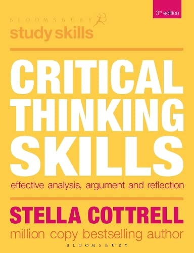 9781137550507: Critical Thinking Skills: Effective analysis, argument and reflection
