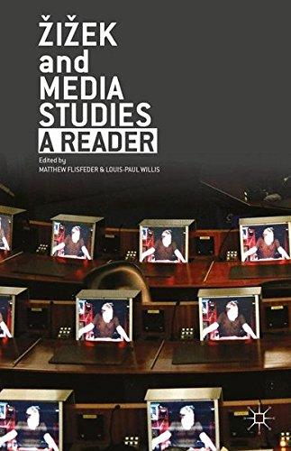 9781137568205: Zizek and Media Studies: A Reader