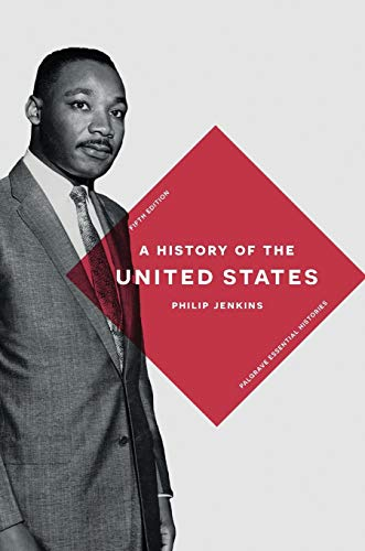 9781137573537: A History of the United States (Palgrave Essential Histories series)