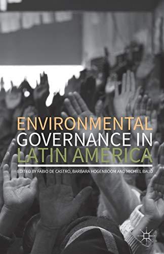 9781137574084: Environmental Governance in Latin America