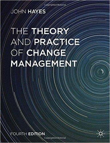 9781137582386: Theory and Practice of Change Management