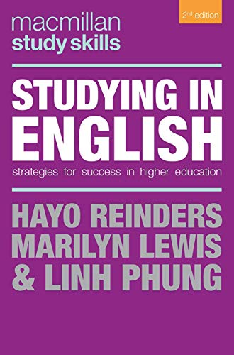 9781137594051: Studying in English: Strategies for Success in Higher Education (Macmillan Study Skills)