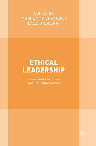 Ethical Leadership: Chatterji,