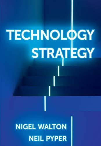 9781137605344: Technology Strategy