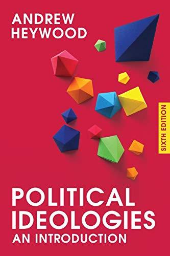 9781137606013: Political Ideologies: An Introduction
