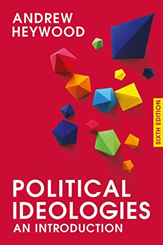 9781137606020: Political Ideologies: An Introduction