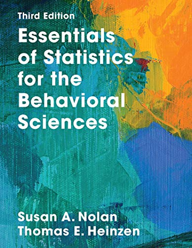 9781137607164: Essentials of Statistics for the Behavioral Sciences plus LaunchPad