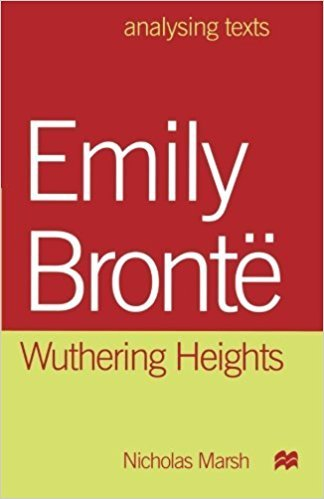 9781137608345: Emily Brontë Wuthering Heights