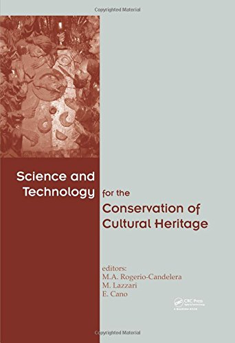 9781138000094: Science and Technology for the Conservation of Cultural Heritage