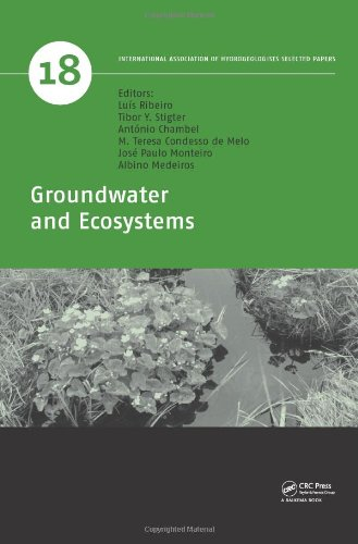 9781138000339: Groundwater and Ecosystems (IAH - Selected Papers on Hydrogeology)
