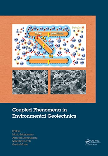 9781138000605: Coupled Phenomena in Environmental Geotechnics