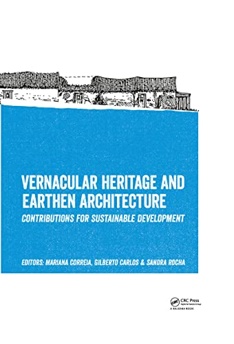 Vernacular Heritage and Earthen Architecture: Correia, Mariana