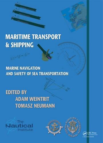 9781138001053: Marine Navigation and Safety of Sea Transportation: Maritime Transport & Shipping