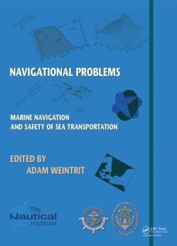 9781138001077: Marine Navigation and Safety of Sea Transportation: Navigational Problems