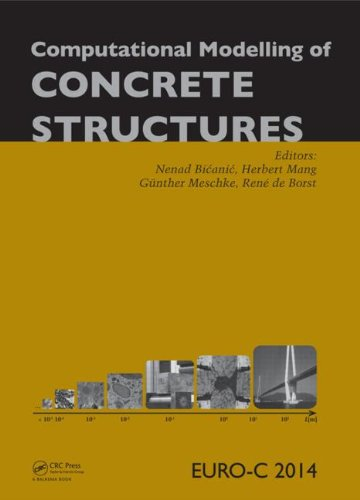 9781138001459: Computational Modelling of Concrete Structures