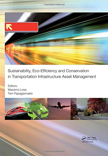 Sustainability, Eco-Efficiency, and Conservation in Transportation Infrastructure Asset Management ...