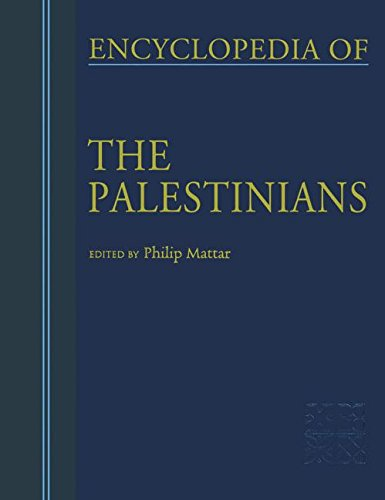 9781138001916: Encyclopedia of the Palestinians