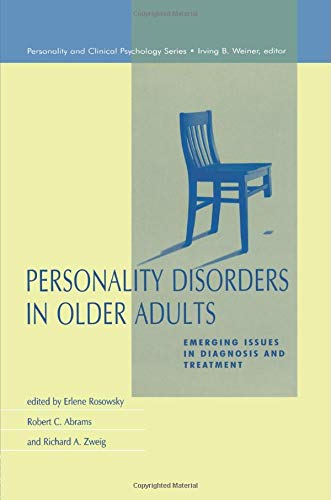 9781138002845: Personality Disorders in Older Adults: Emerging Issues in Diagnosis and Treatment