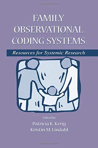 9781138003316: Family Observational Coding Systems: Resources for Systemic Research