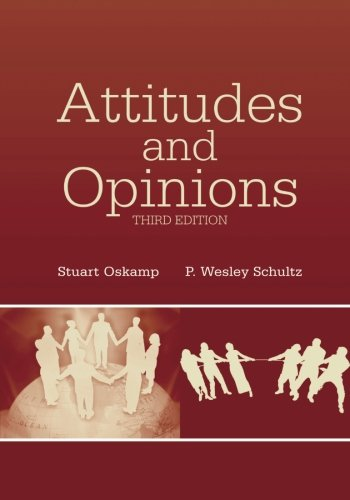 9781138003910: Attitudes and Opinions