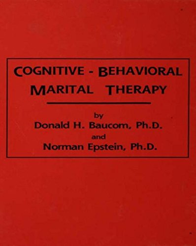 9781138004672: Cognitive-Behavioral Marital Therapy (Brunner/Mazel Cognitive Therapy)