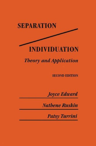 9781138004986: Separation/Individuation: Theory And Application: Theory & Application