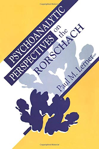 9781138005303: Psychoanalytic Perspectives on the Rorschach