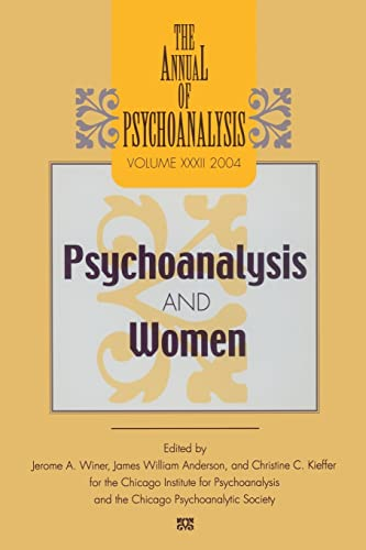9781138005822: The Annual of Psychoanalysis, V. 32: Psychoanalysis and Women