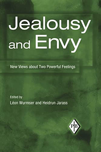9781138005945: Jealousy and Envy: New Views about Two Powerful Feelings (Psychoanalytic Inquiry Book Series)