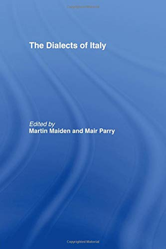 9781138006782: The Dialects of Italy