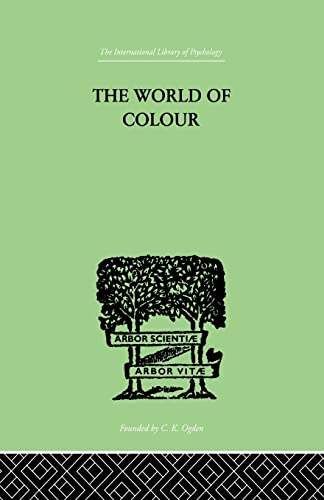 9781138007390: The World Of Colour