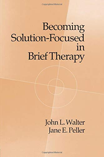 9781138009585: Becoming Solution-Focused In Brief Therapy