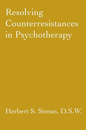 9781138009615: Resolving Counterresistances In Psychotherapy