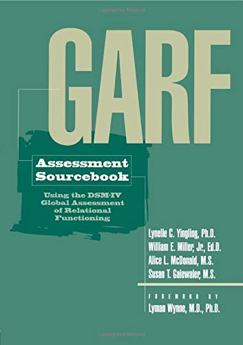 9781138009646: GARF Assessment Sourcebook