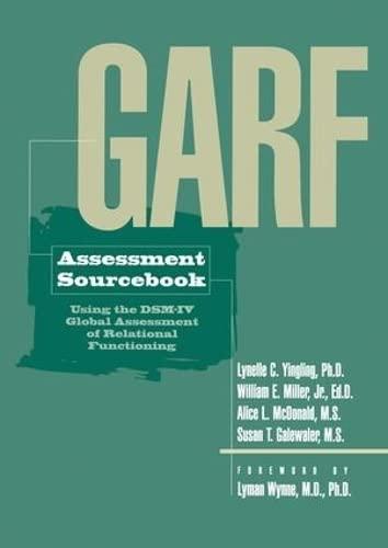 9781138009646: GARF Assessment Sourcebook