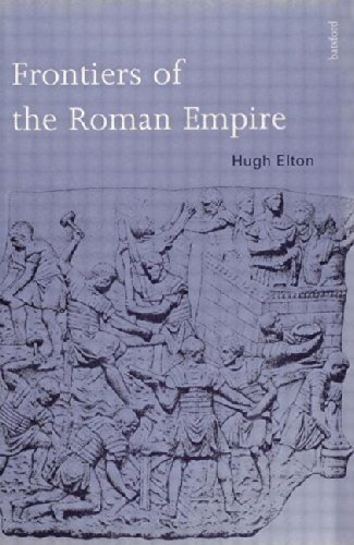 9781138010802: Frontiers of the Roman Empire